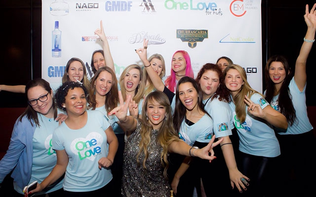 Evento One Love For Kids 2015