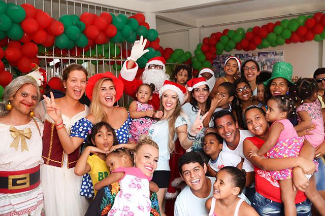 Natal 2015 Orfanato